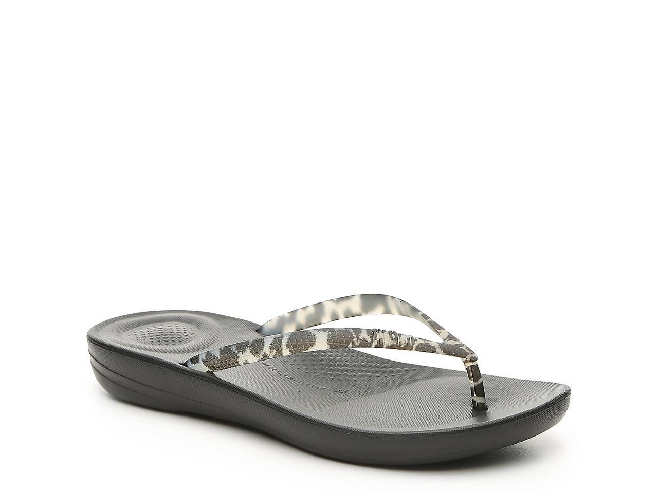 4ef6065d32a4 FitFlop iQushion Flip Flop Women s Shoes