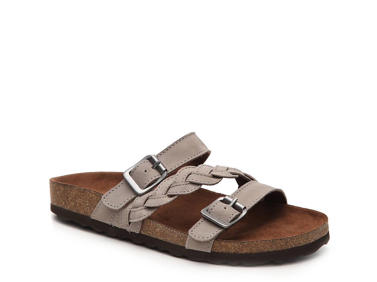 white mountain huntington flat sandal women s shoes dsw