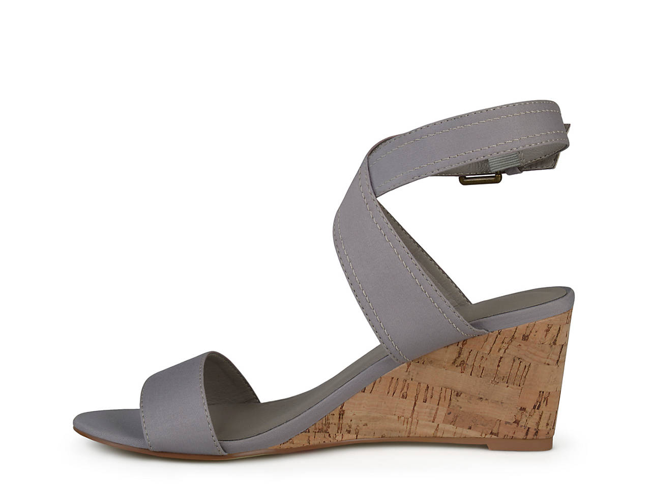 Journee Collection Kaylee ... Women's Wedge Sandals big discount sale online free shipping manchester great sale YaQb2iLI