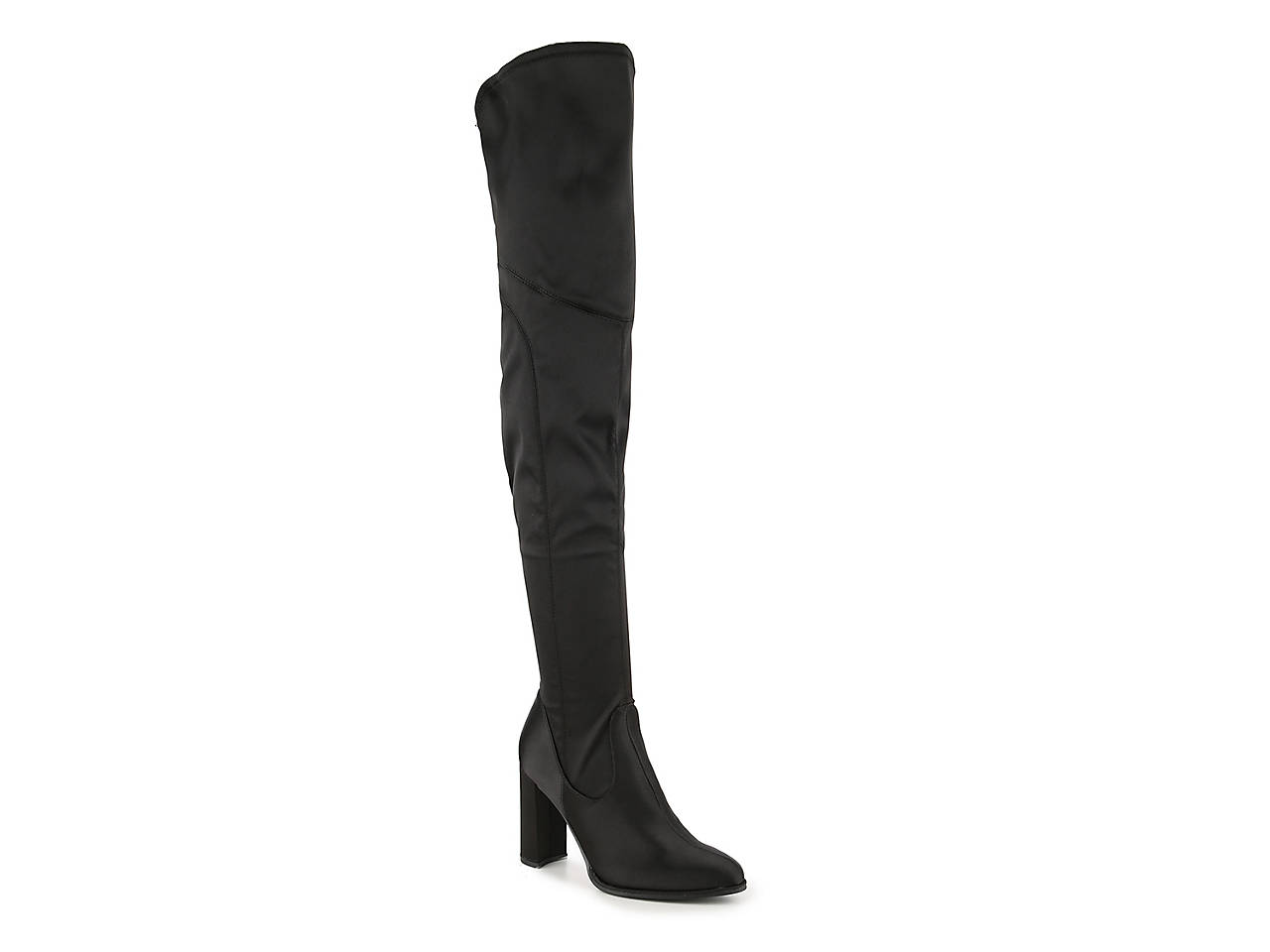 4d52a6ab3fc Marc Fisher Naylora Thigh High Boot Women s Shoes
