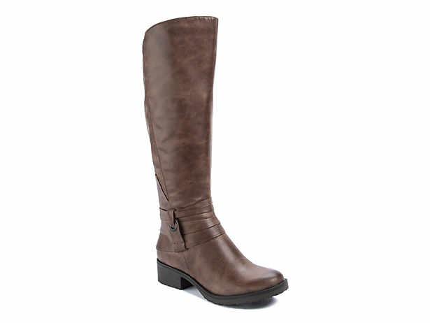 Oudrey Wide Calf Riding Boot