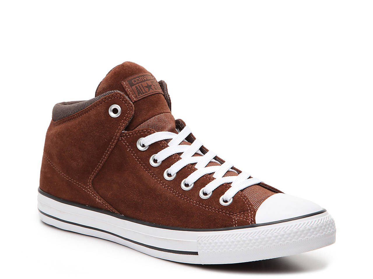 6d95f8aeb01e41 Converse. Chuck Taylor All Star Hi Street Thermal High-Top Sneaker - Men s