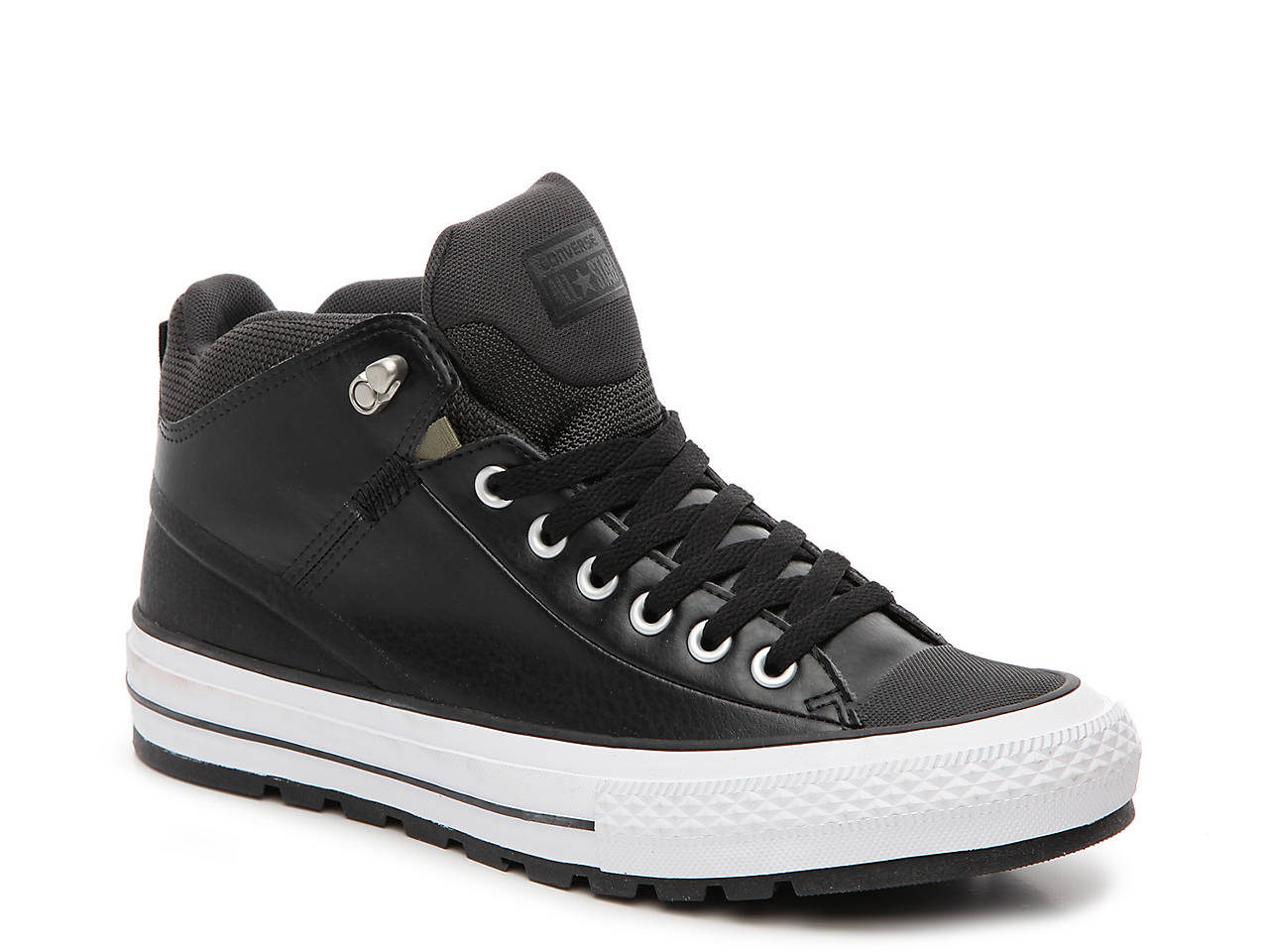 77075bc640f6 Converse Chuck Taylor All Star Hi Street High-Top Sneaker Boot ...