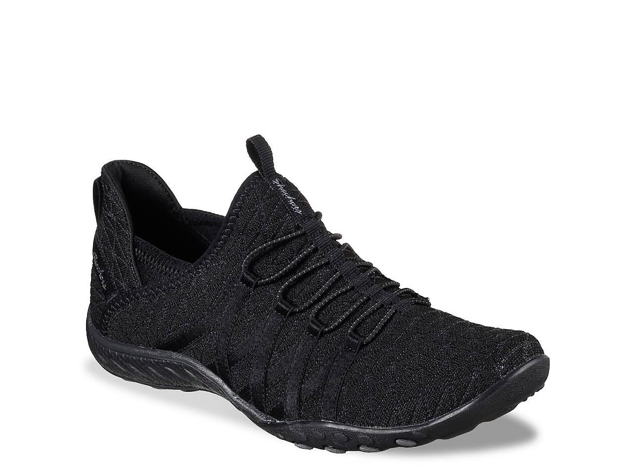 672b50a74f1c Skechers Relaxed Fit Breathe Easy Viva City Slip-On Sneaker Women s ...