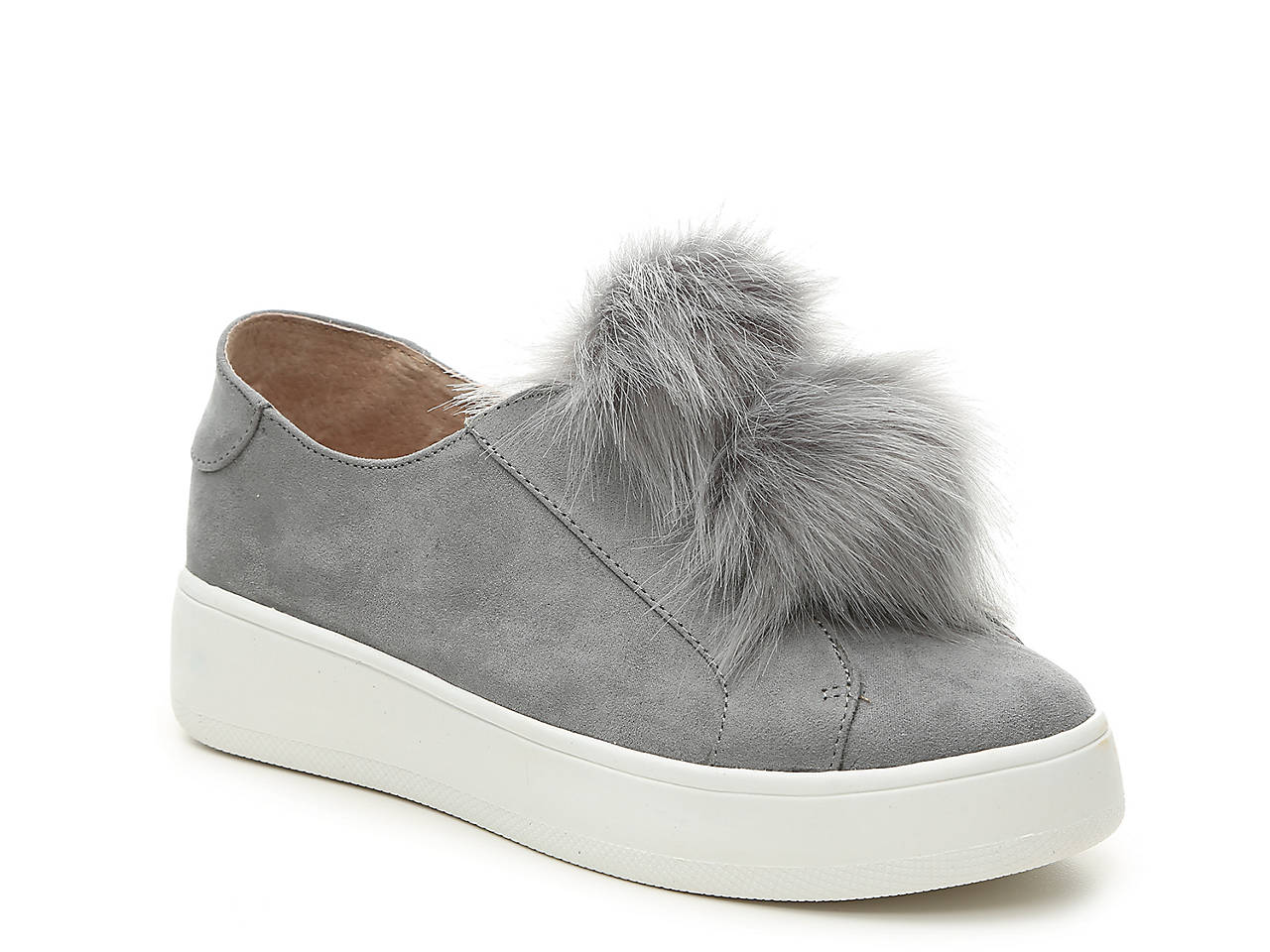 bada1a52ef4 Steve Madden Furlie Wedge Slip-On Sneaker Women s Shoes