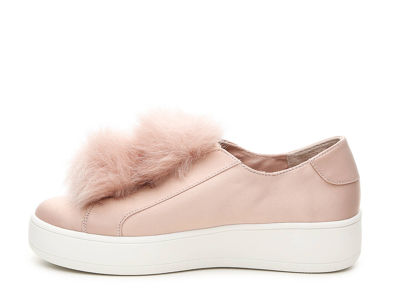 6a97bc176ade Steve Madden Furlie Wedge Slip-On Sneaker Women s Shoes