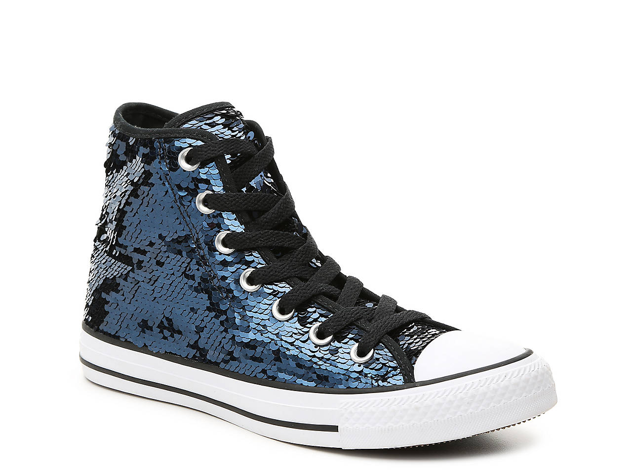 Converse Women's Chuck taylor All Star Sequin High Top Sneakers Z3hKAhf3C