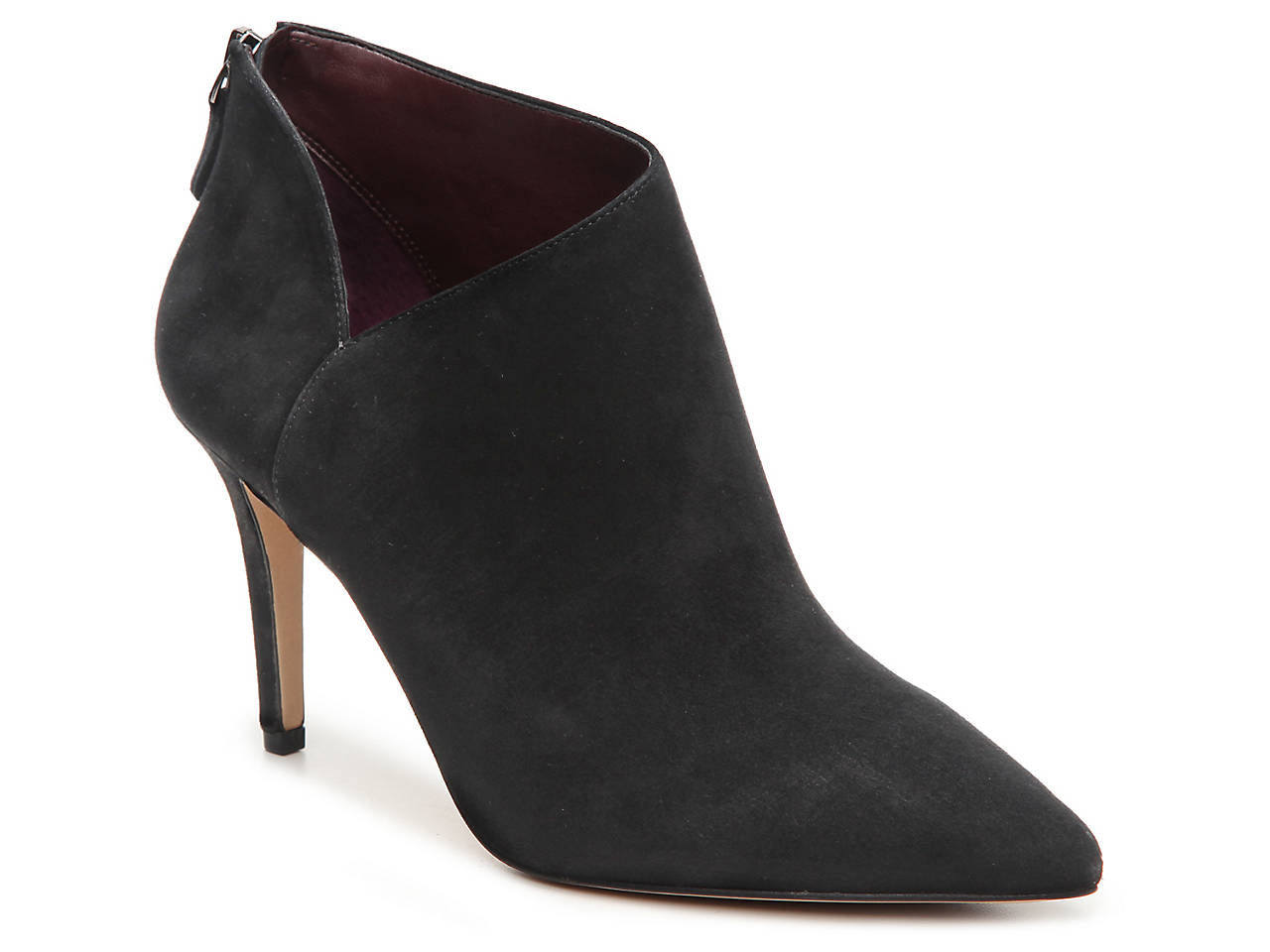 Enzo Angiolini Ruthely Suede Bootie - Wide Width Available qIXJWFh6