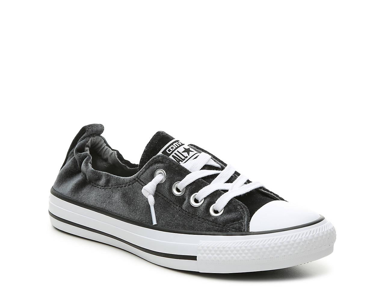 29c3410d467079 Converse Chuck Taylor All Star Shoreline Velvet Slip-On Sneaker ...