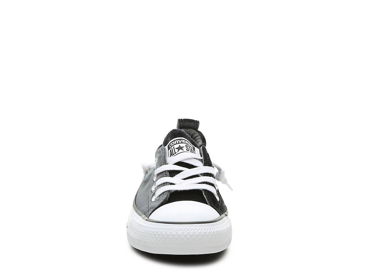 eb81f1e04948 Converse Chuck Taylor All Star Shoreline Velvet Slip-On Sneaker ...
