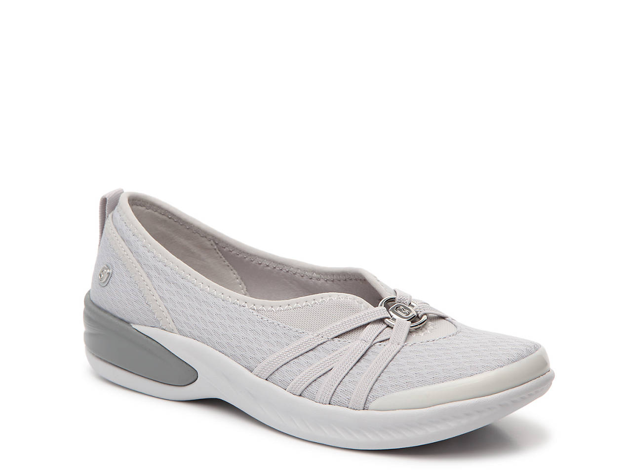 BZEES Niche Slip-On Shoe - Wide Width Available NpOhk