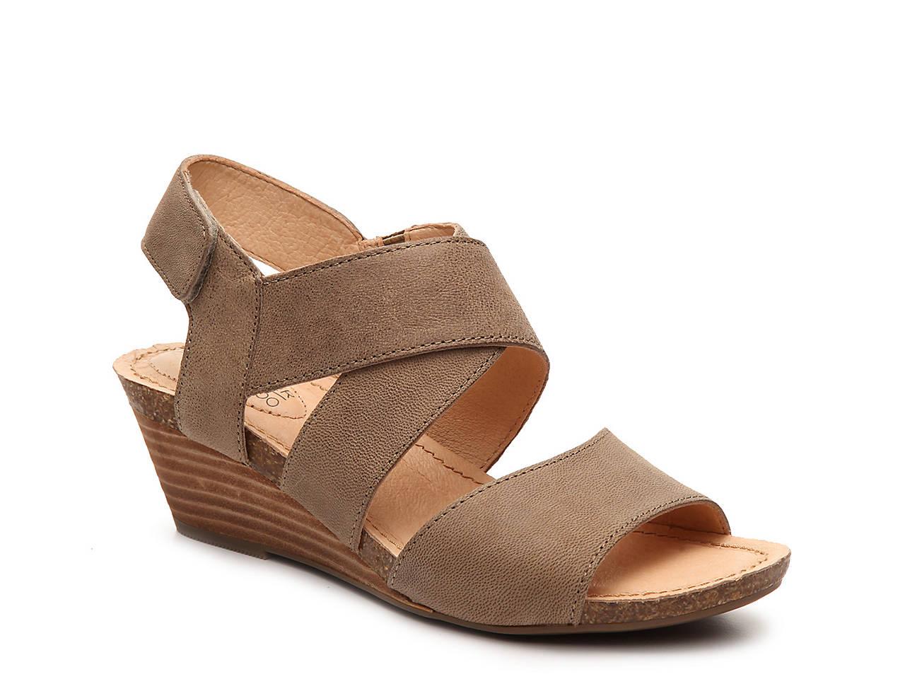 0cb1f73aa0 Adam Tucker by Me Too Toree Wedge Sandal Women s Shoes