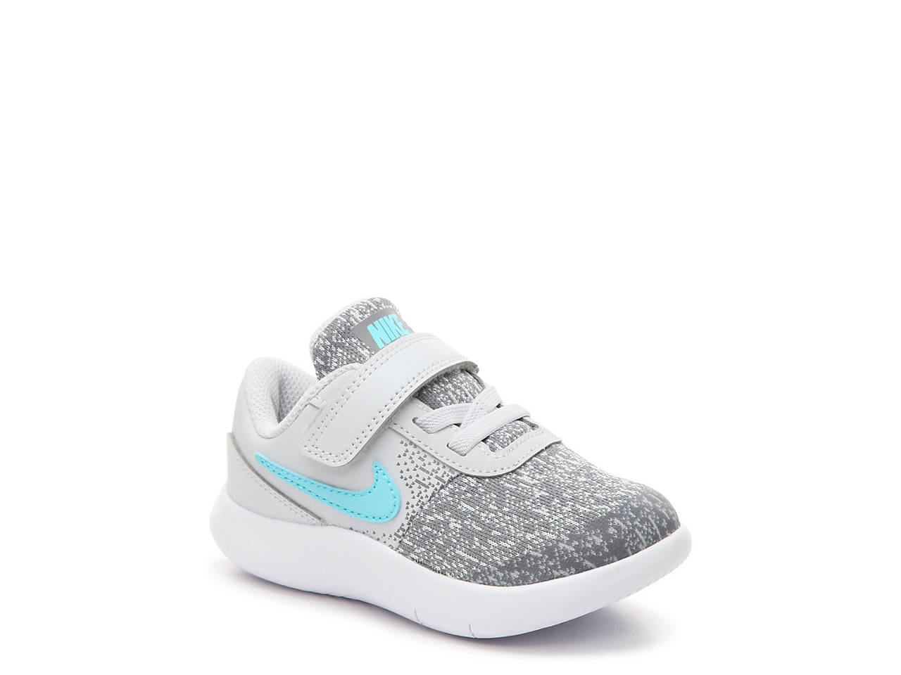 b111c99cabd6 Nike Flex Contact Toddler Sneaker Kids Shoes