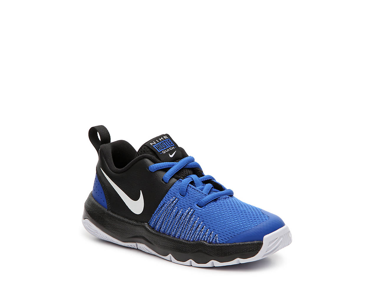 4eec9ccc15bc Nike Team Hustle Quick Toddler   Youth Basketball Shoe Kids Shoes