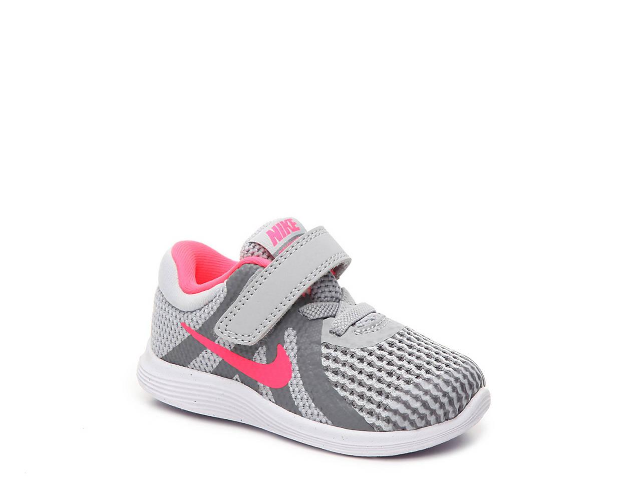 7c2e3910e03 Nike Revolution 4 Infant   Toddler Running Shoe Kids Shoes