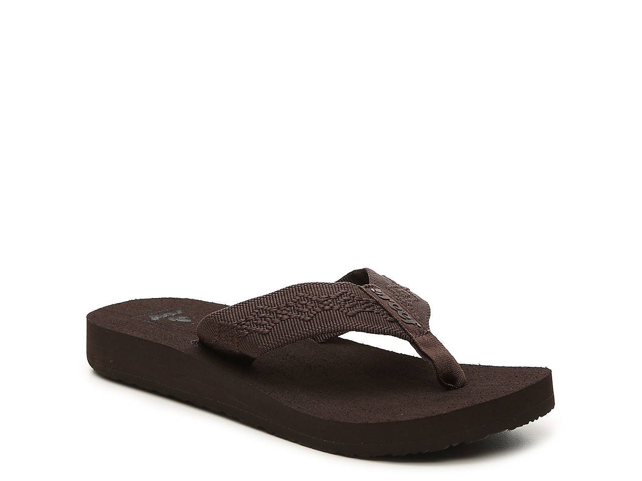 7fc7a8261 Reef Sandy Flip Flop Women s Shoes