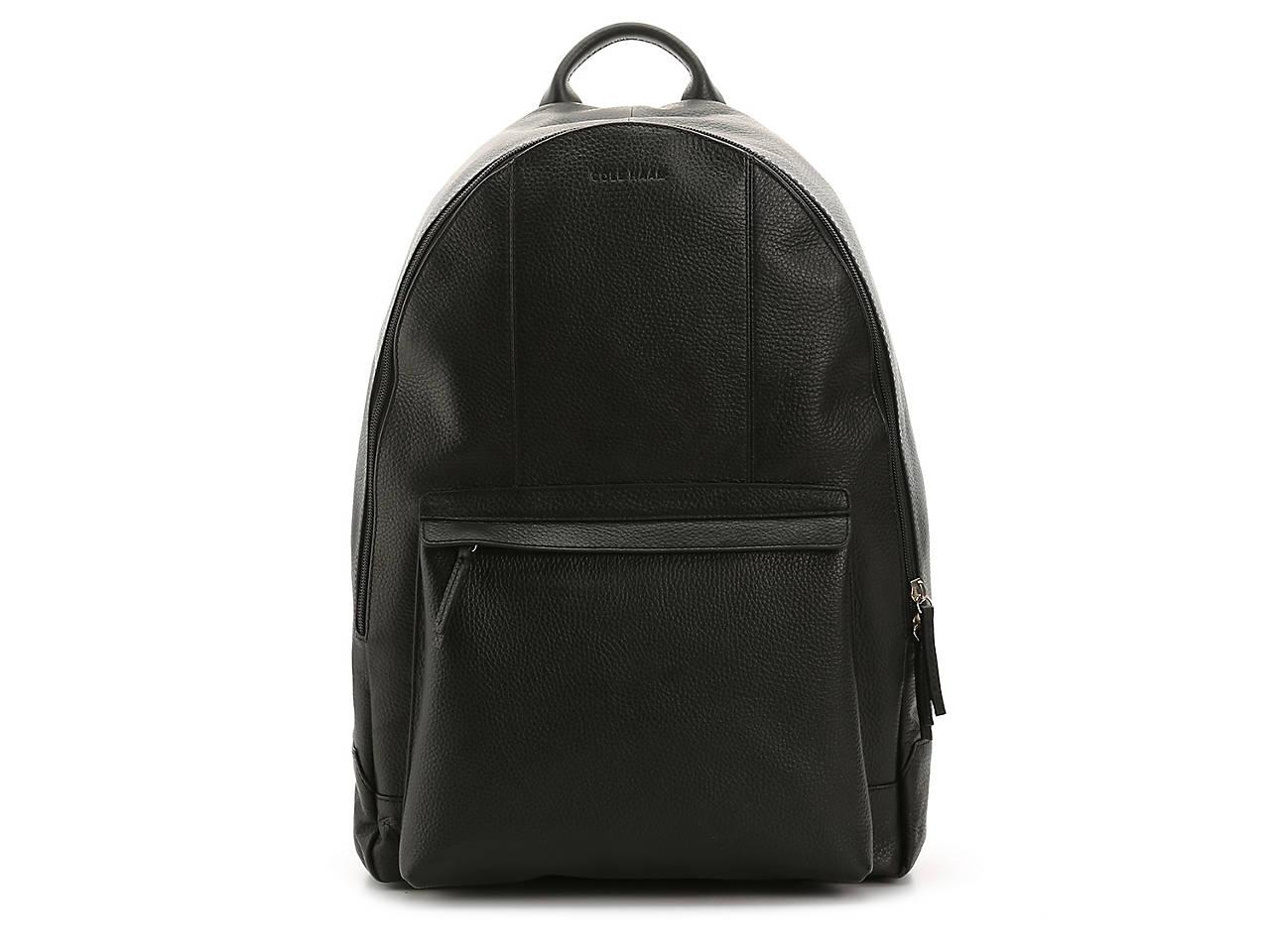 Wayland Leather Backpack
