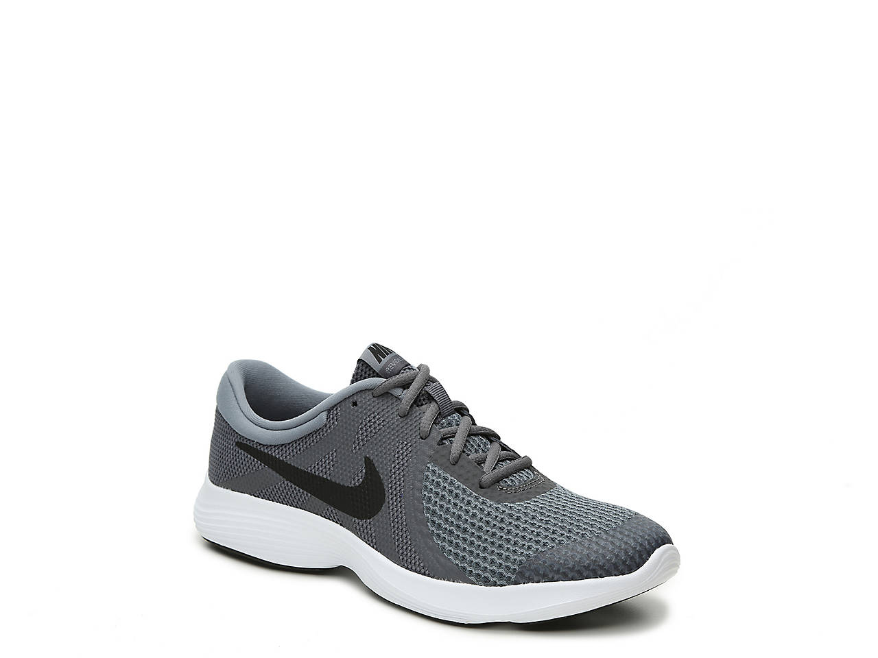 60a9e6fbc842 Nike Revolution 4 Youth Running Shoe Kids Shoes