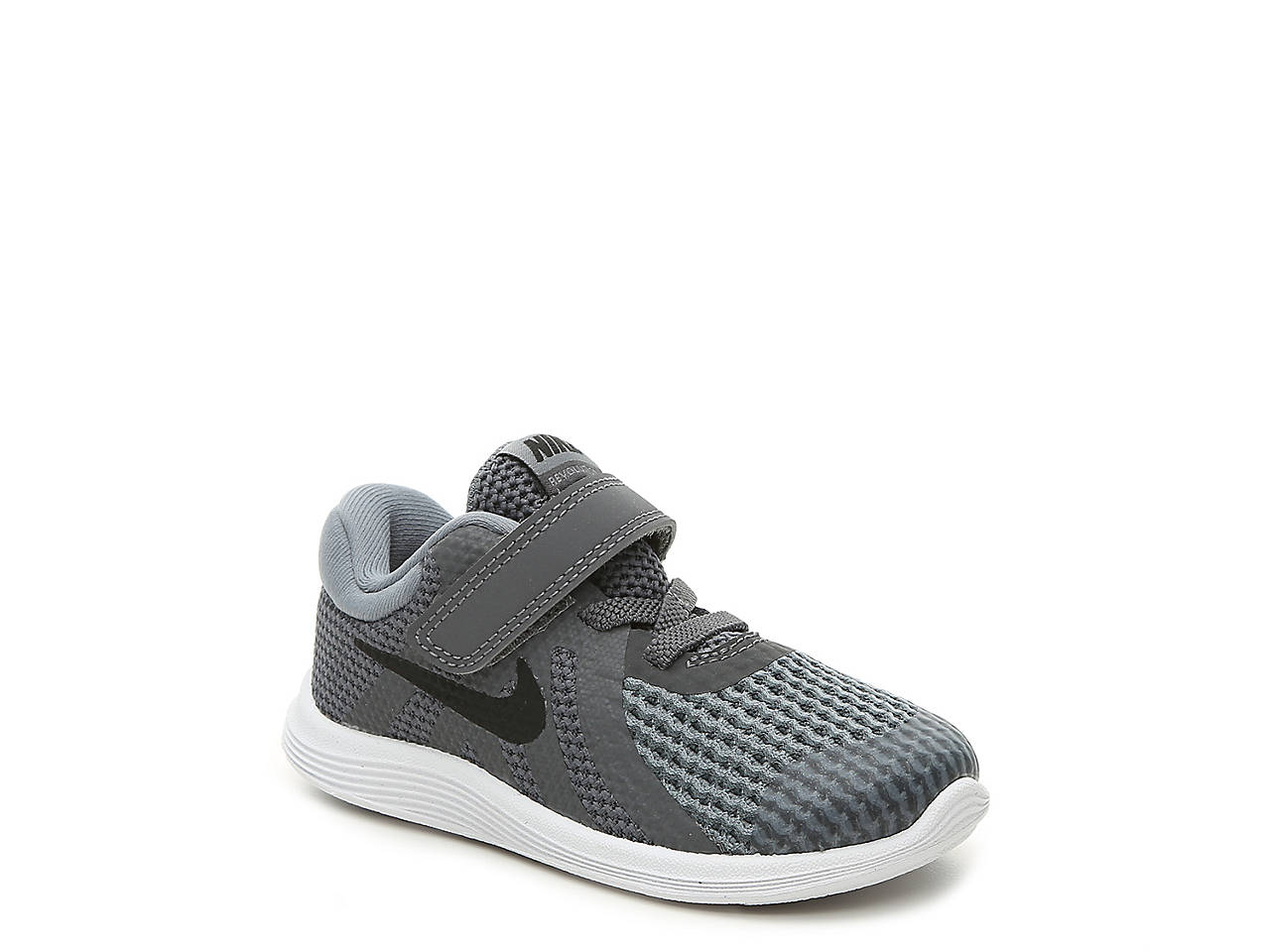 11c6a3dce9dc Nike Revolution 4 Toddler Running Shoe Kids Shoes