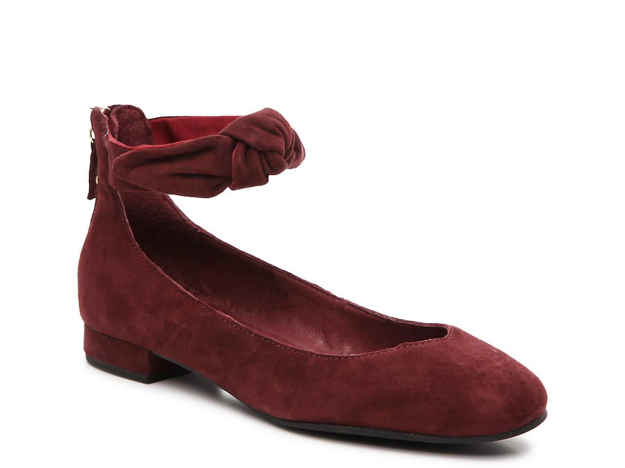 ONO Women's Hosta Ankle Bow Flat 1Q2EHlSwsH