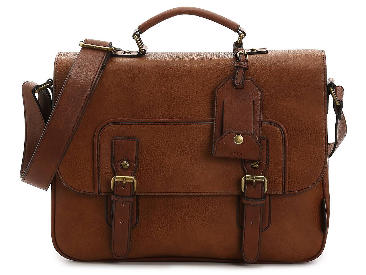 Aldo Norman Messenger Bag Men S