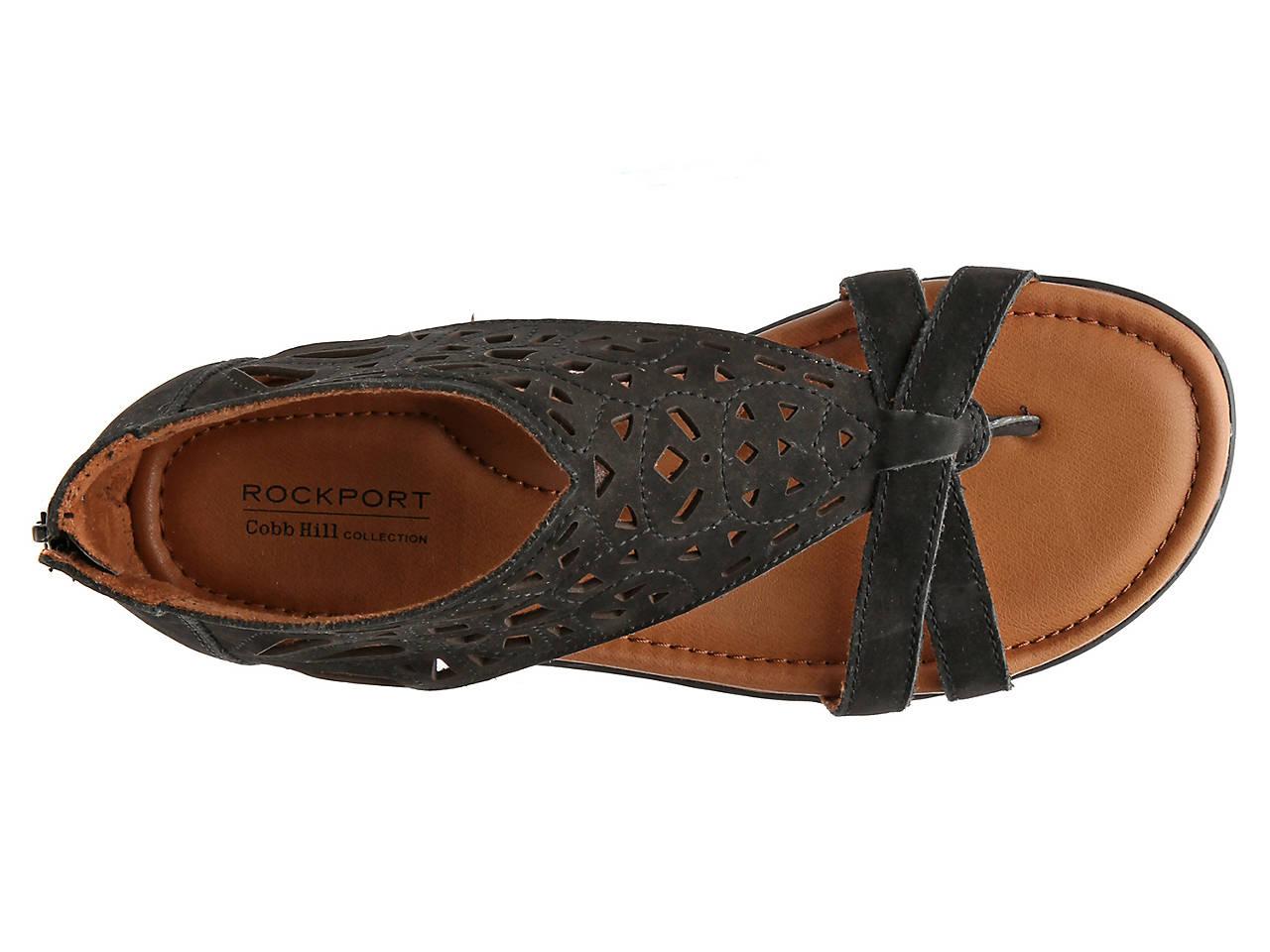 b978e03cc284 Rockport Cobb Hill Jordan Sandal Women s Shoes