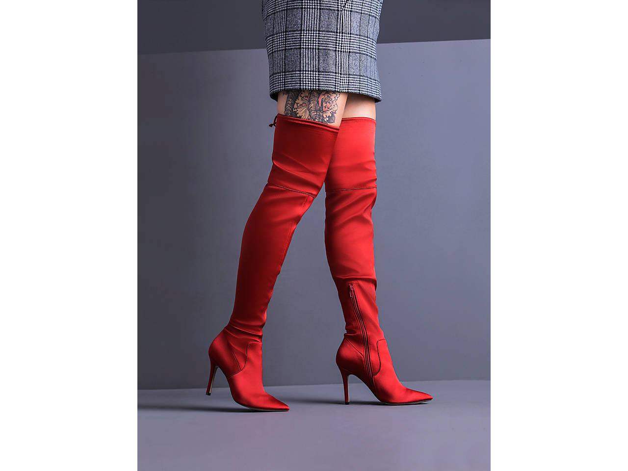 87879de8e0d Aldo Fraresa Thigh High Boot Women s Shoes