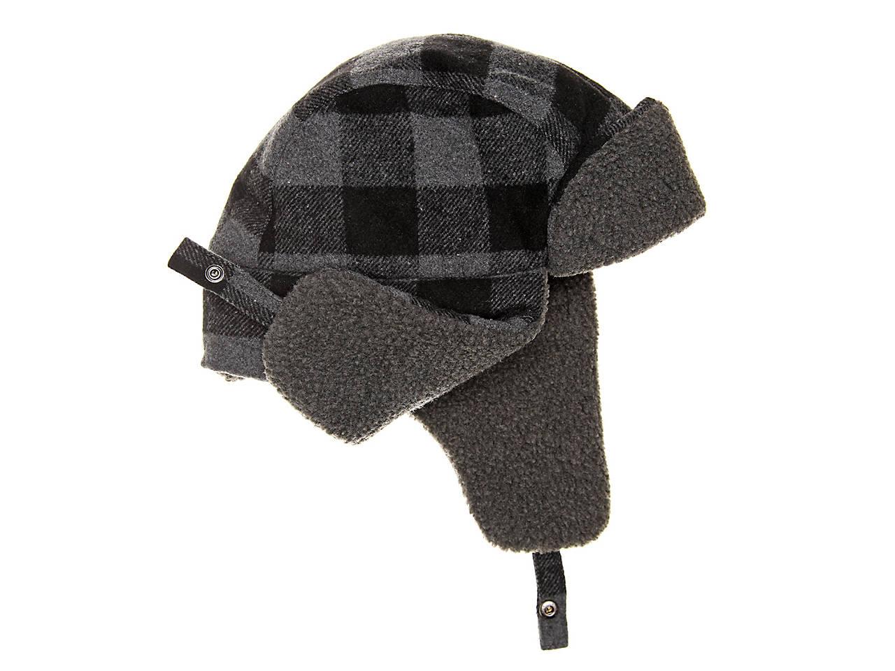 84ea2edc55e Levi s Buffalo Check Trapper Hat Men s Handbags   Accessories