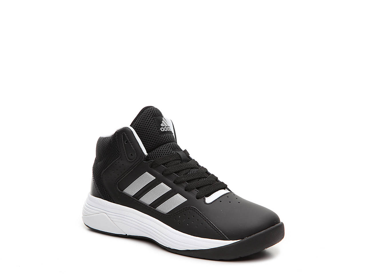 bee0843a5020 adidas Ilation Toddler   Youth High-Top Basketball Shoe Kids Shoes