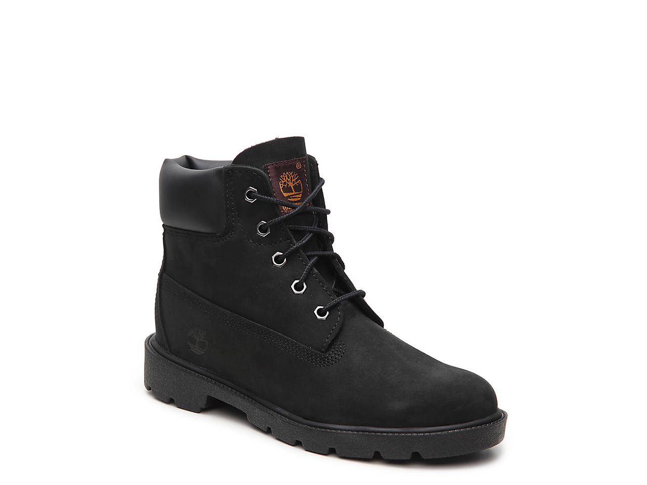 e91df35b00ae Timberland 6 Inch Classic Youth Boot Kids Shoes
