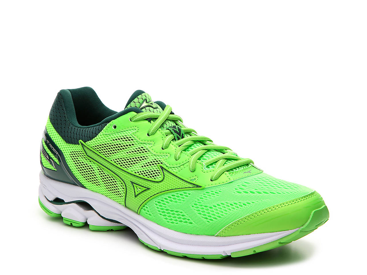 d20568d937a9 Mizuno Wave Rider 21 Performance Running Shoe - Men's Men's Shoes | DSW