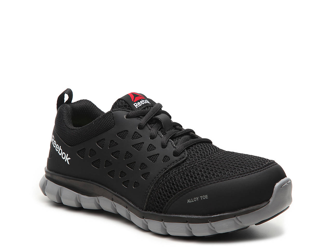 5c769d5270066b Reebok SubLite Cushion Alloy Toe Work Shoe Women s Shoes