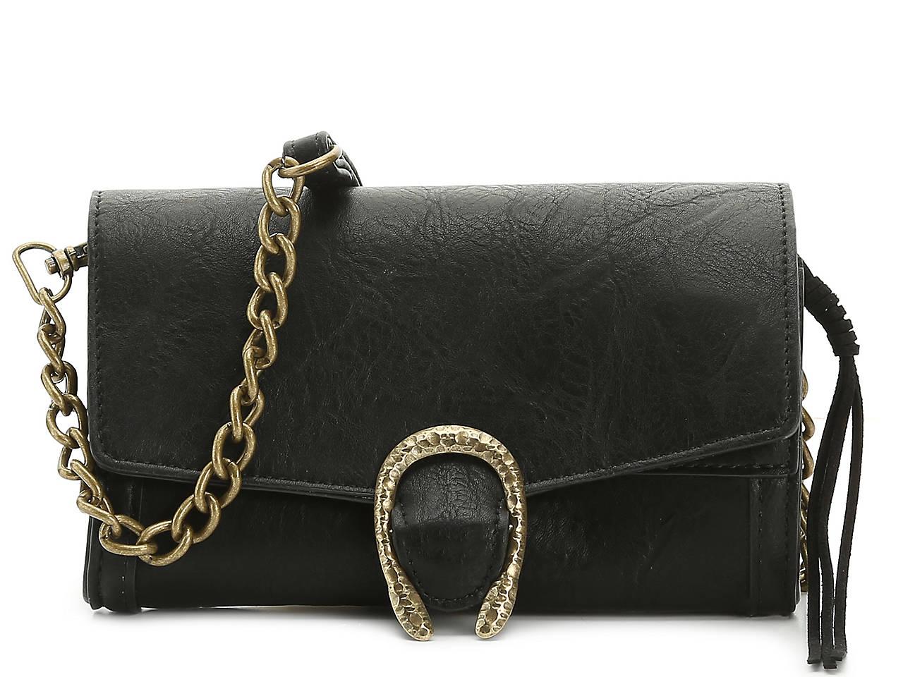 8a14928d0965 Madden Girl Grate Crossbody Bag Women s Handbags   Accessories