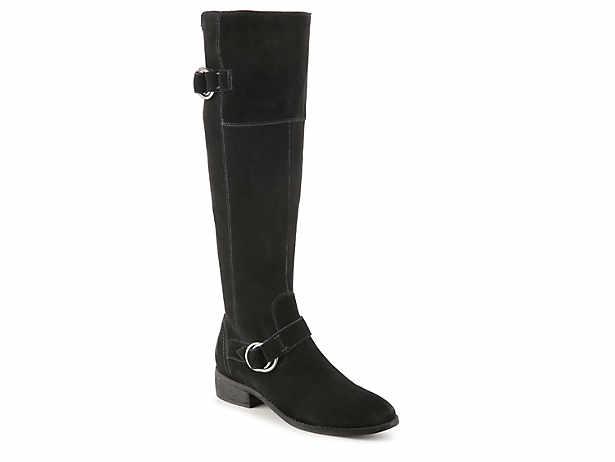 94fb00c70ee Crown Vintage Uptown Over The Knee Boot Women s Shoes