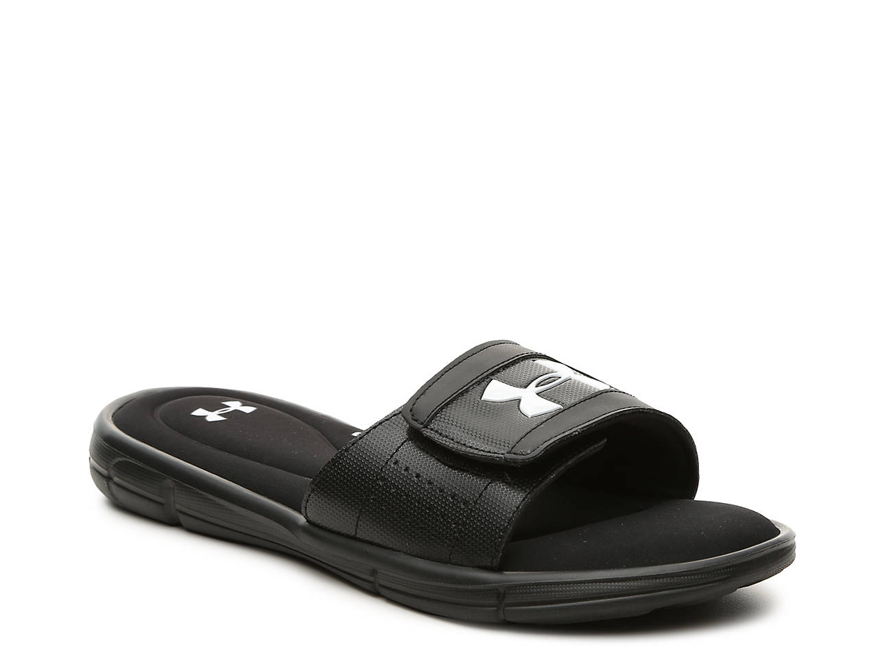 4a79268f1 Under Armour Ignite V Slide Sandal - Men's Men's Shoes | DSW