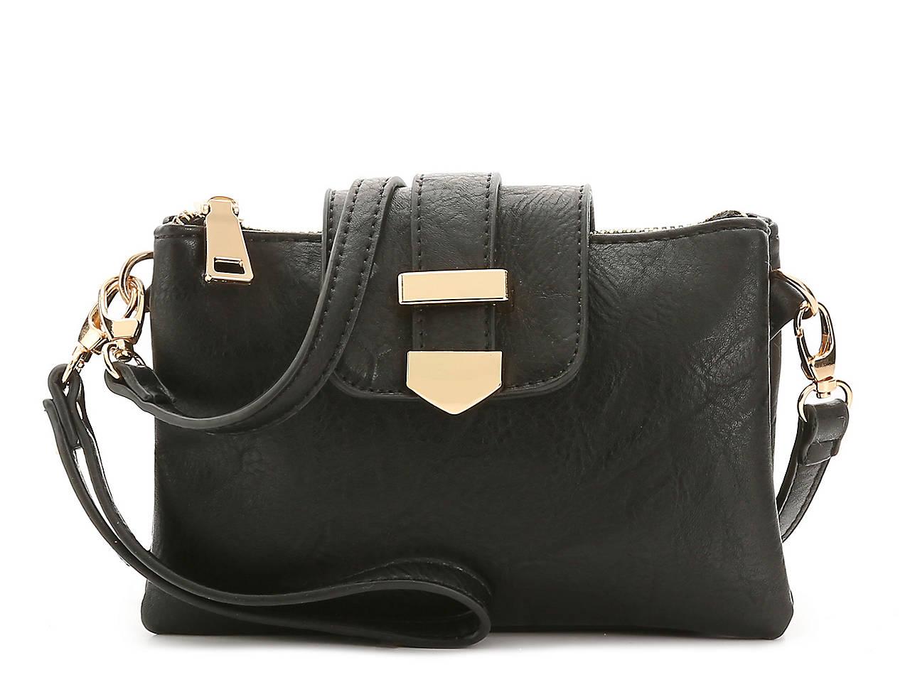 Madison West Double Gusset Crossbody Bag Women s Handbags ... 03e0ba3439