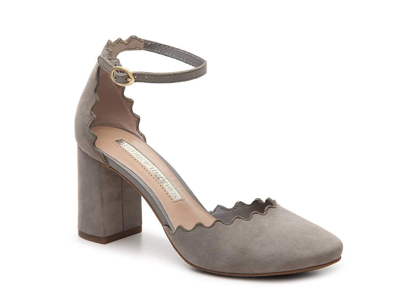 117676a896 Audrey Brooke Delanie Pump Women s Shoes