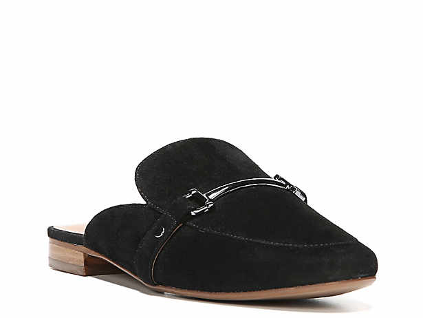 Toddler size 5 black dress shoes mules