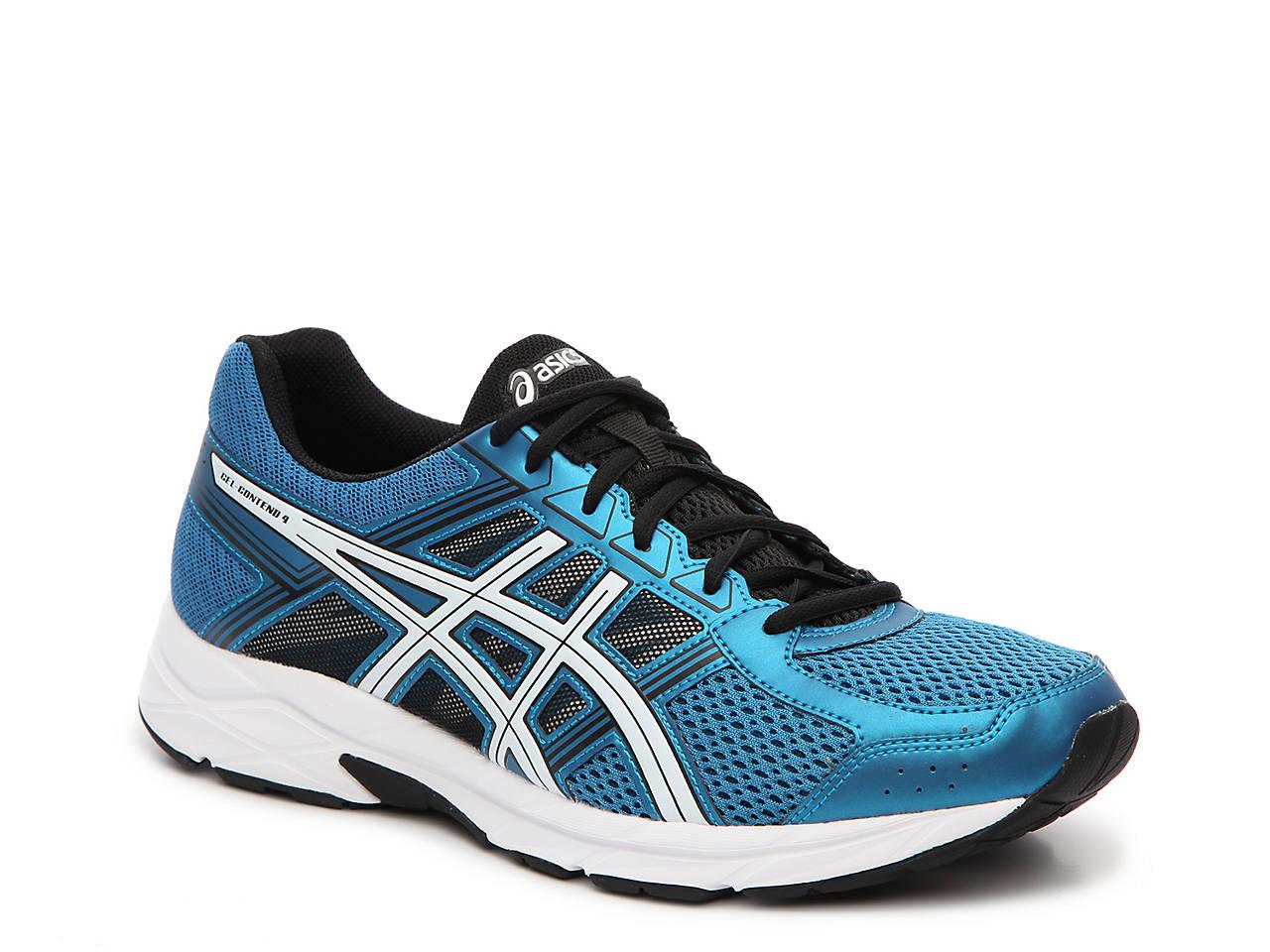 Asics Gel Contend 4 Running Shoe Mens Shoes Dsw