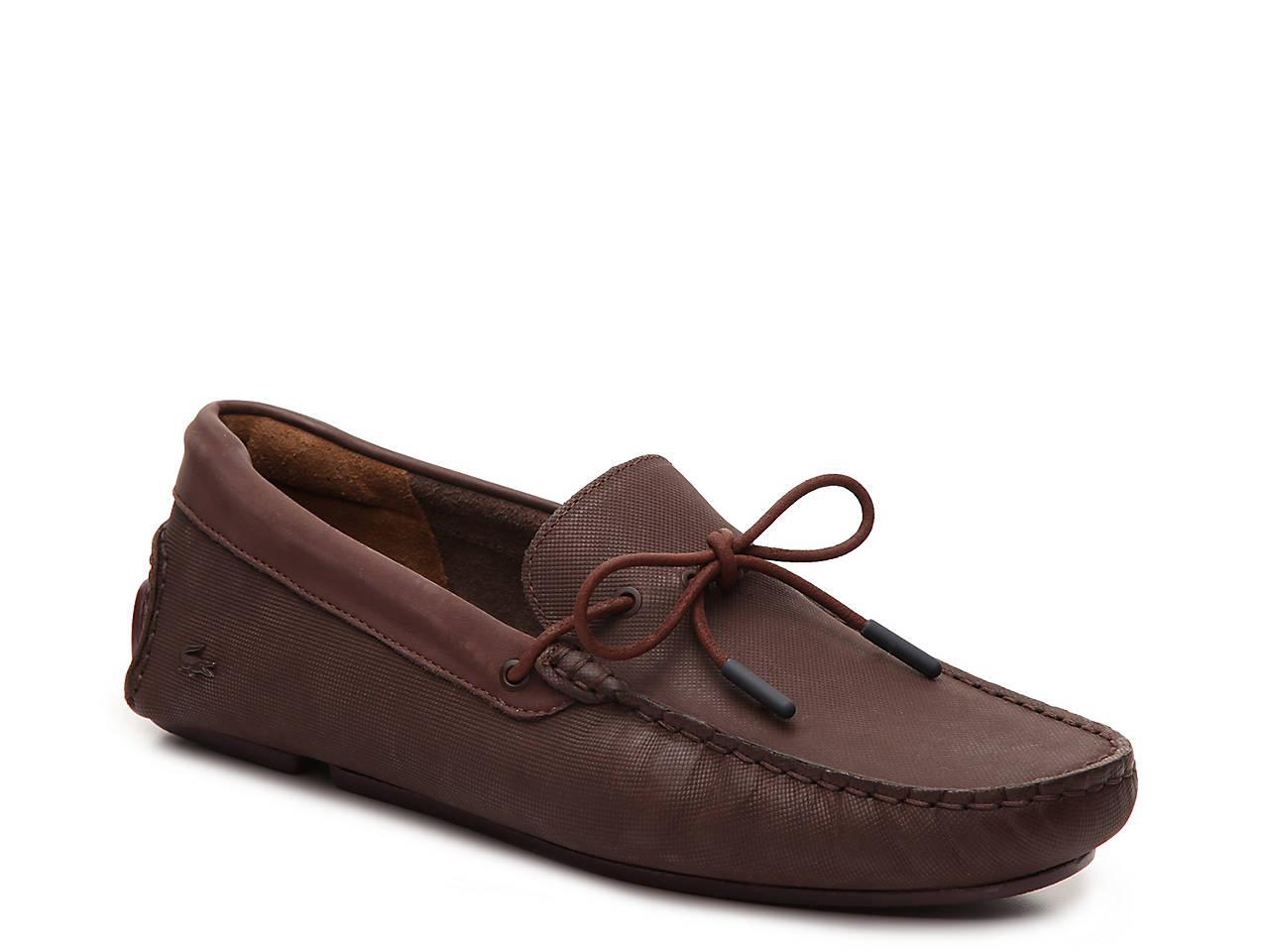 9d339882994 Lacoste Piloter Loafer Men s Shoes