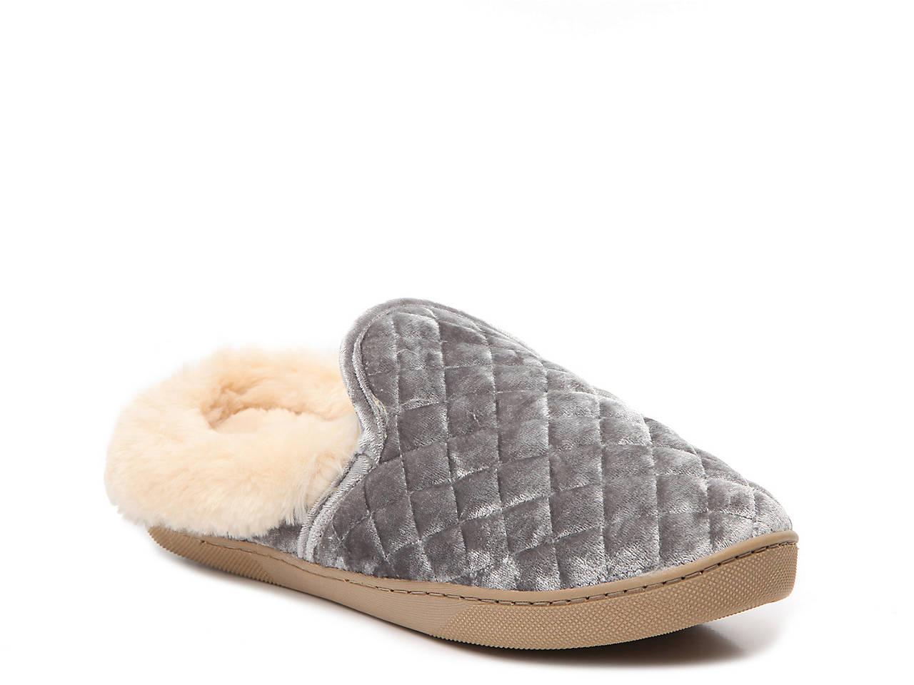 a3db7173ef1 Steve Madden Marylou Velvet Slipper Women s Shoes
