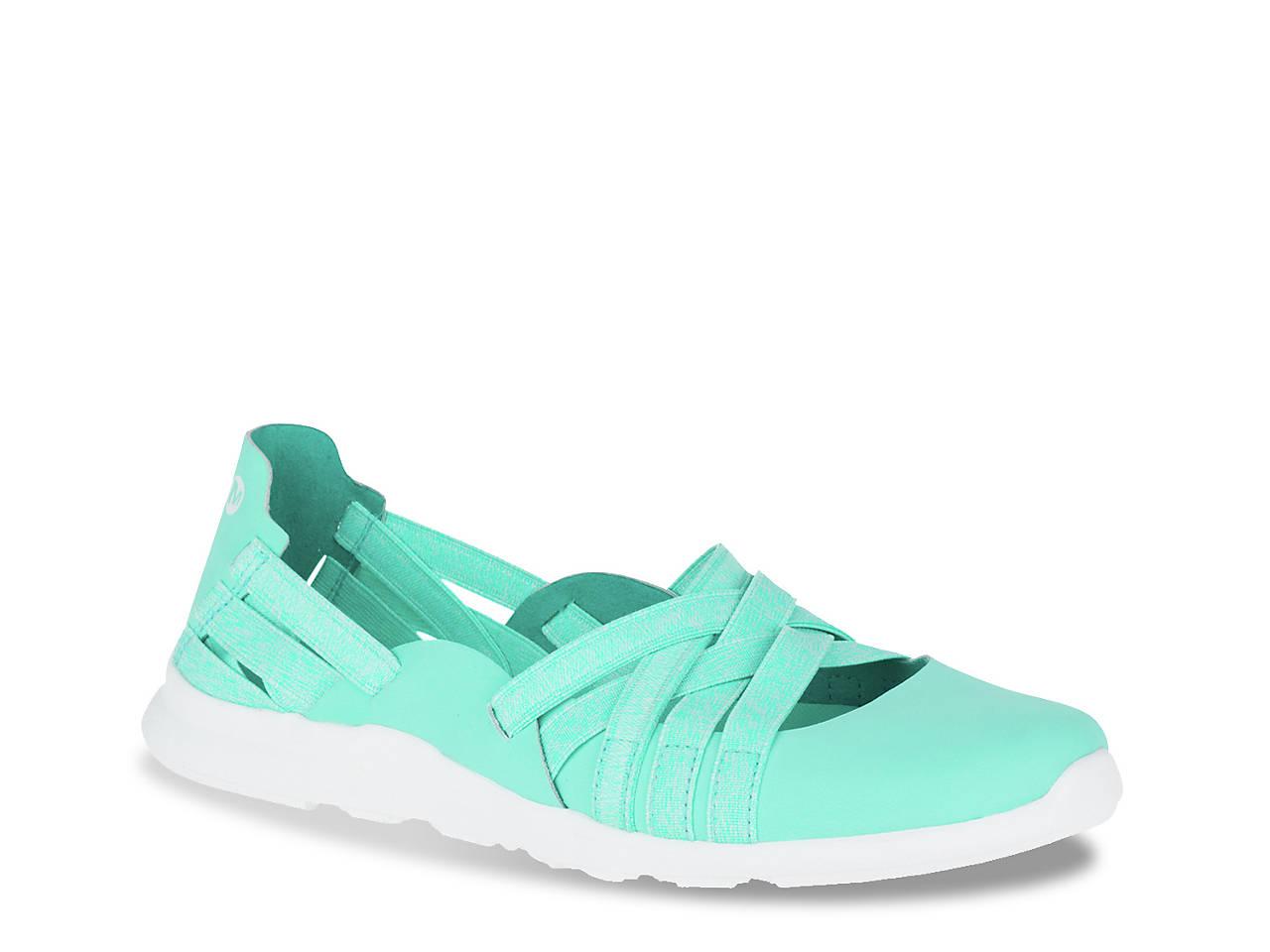 818ebc1715412e Merrell Flora Kye Weave Slip-On Women s Shoes