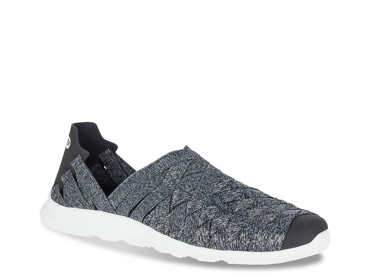 fb94e502cc061c Merrell Flora Kye Weave Slip-On Sneaker Women s Shoes