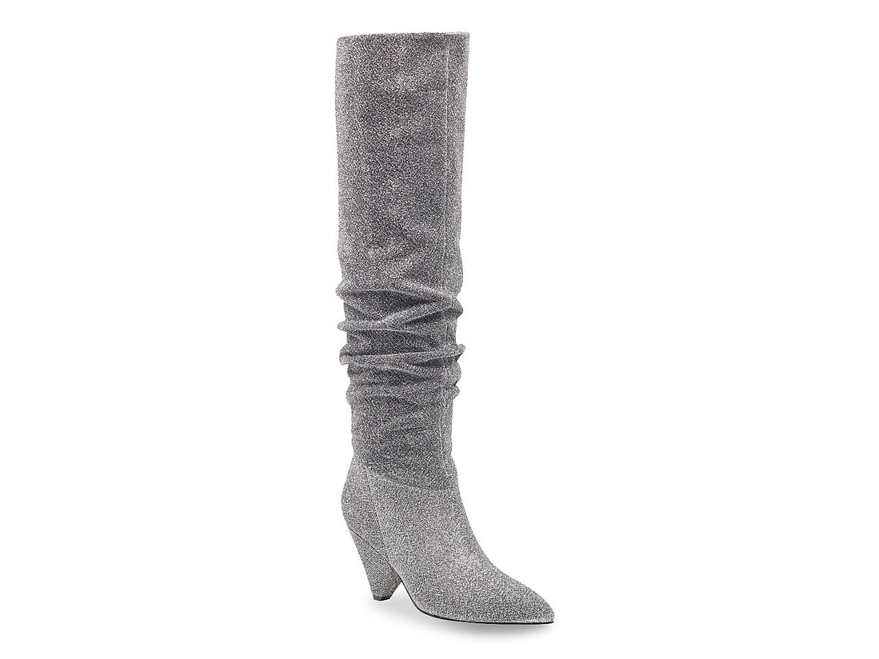 5e8be4e26cd Marc Fisher Pagie Over The Knee Boot Women s Shoes