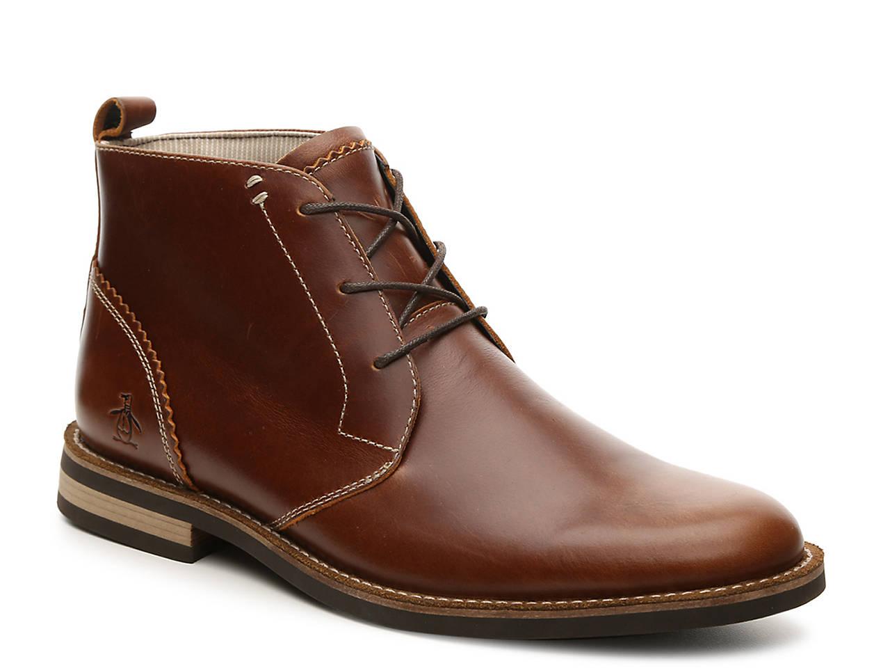 e2054765e Original Penguin Monty Chukka Boot Men's Shoes | DSW