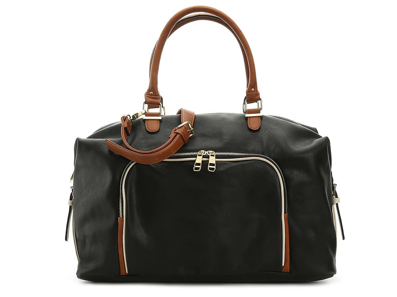 b762c3a4e11d Madden Girl Glamm Weekender Bag Women s Handbags   Accessories