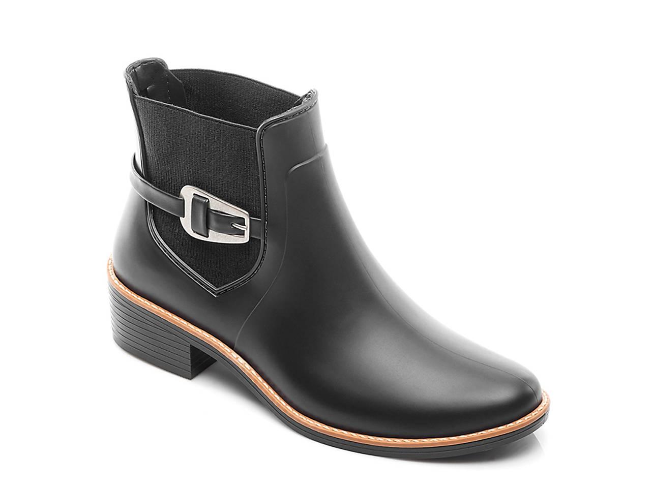 Women's pansie Rain Boot