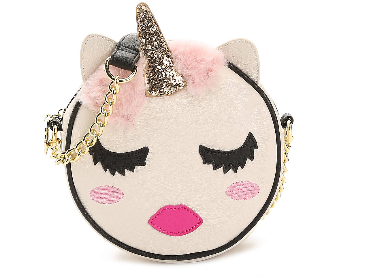 Unicorn Kitsch Crossbody Bag