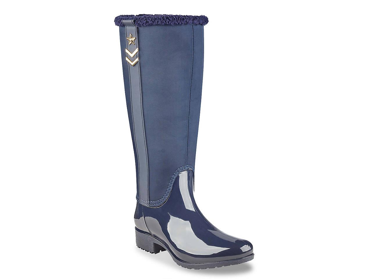 12f613288 Tommy Hilfiger Four2 Rain Boot Women s Shoes