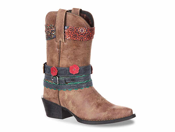 Accessorize Western Toddler & Youth Cowboy Boot